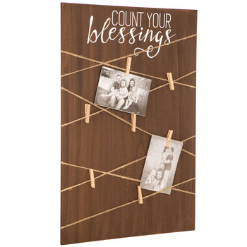 Count Your Blessings Memo Board