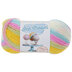 Bunny Tracks Lion Brand Ice Cream Yarn