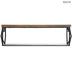 Geometric Metal Wall Shelf
