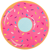 Donut Gift Card Holder