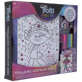 Trolls World Tour Treasure Keepsake Box