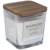 Bamboo & Birch Wood Wick Jar Candle