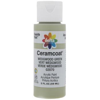 Wedgewood Green Ceramcoat Acrylic Paint