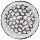 Whitewash Distressed Metal Knob