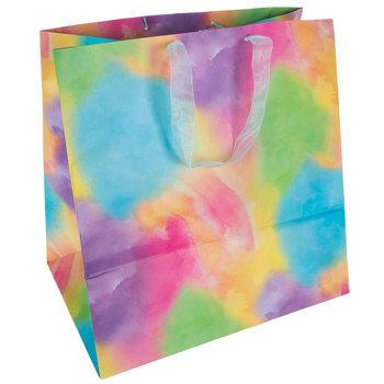 Watercolor Gift Bag