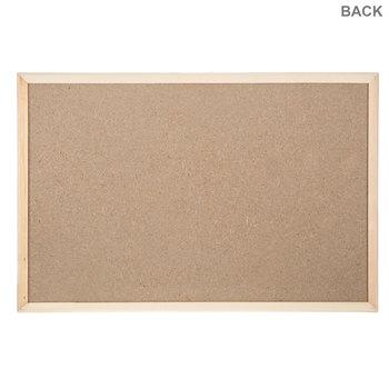 3-In-1 Magnetic Dry Erase Corkboard Calendar