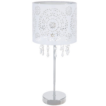 Cutout Flower Lamp