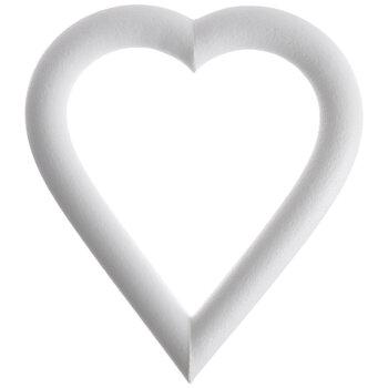 """CraftFoM Foam Heart - 10.9"""" x 9.8"""" x 1.4"""""""