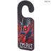 Spider-Man 3D Wood Door Hanger