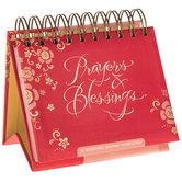 Prayers & Blessings Perpetual Day Calendar