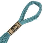 3848 Medium Teal Green DMC Cotton Embroidery Floss