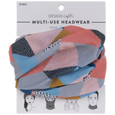 Geometric Multi-Use Headwear