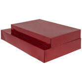 Red Foil Gift Boxes