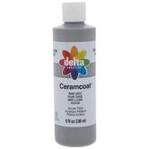 Rain Grey Ceramcoat Acrylic Paint - 8 Ounce