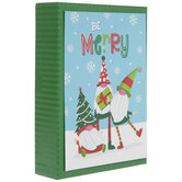 Be Merry Gnomes Christmas Cards