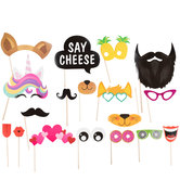 Assorted Photo Booth Props
