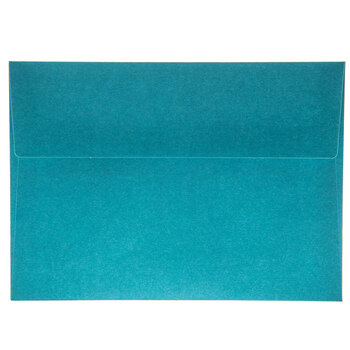 Turquoise Envelopes - A7