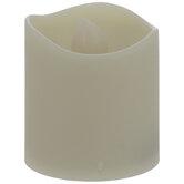 Ivory LED Votive Candles