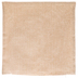 Beige Woven Pillow Cover