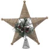 Jute Star Tree Topper