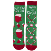 Hot Like Cocoa Socks