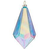 Teardrop Prism Ornament