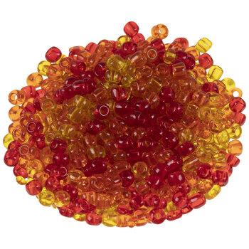 Glass Seed Bead Mix - 6/0