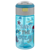 Save The Ocean Cup With Straw