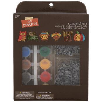 Fall Suncatchers Craft Kit