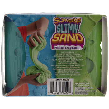 Galaxy & Ocean Slimy Gloop Slimy Sand & Molds