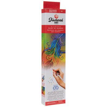 Infinity Feather Diamond Art Beginner Kit
