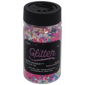 Flower Bouquet Glitter