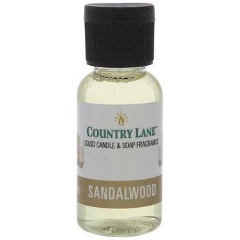 Sandalwood Candle & Soap Fragrance