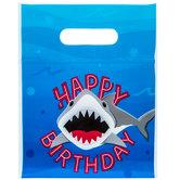 Shark Party Treat Bags
