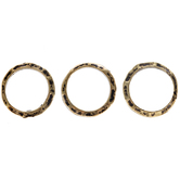 Hammered Rings - 20mm
