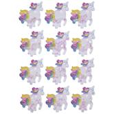 Unicorn Shaker 3D Stickers