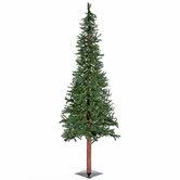 Alpine Pre-Lit Christmas Tree - 7'