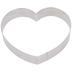 Heart Metal Cookie Cutters