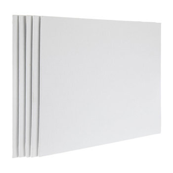 """Master's Touch Watercolor Blank Canvas Panel Set - 8"""" x 10"""""""