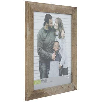 Gray Barnwood Wall Frame