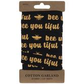 Bee You Tiful Tape Garland