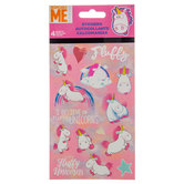 Despicable Me Unicorn Stickers