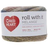 Roll With It Melange Yarn