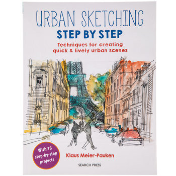 Urban Sketching Step-By-Step