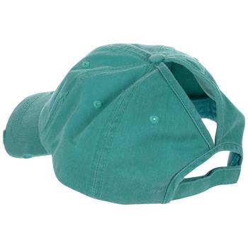 Turquoise Ponytail Baseball Cap