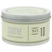 Soothe Eucalyptus & Musk Candle Tin