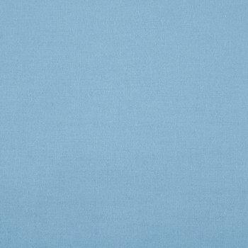 Deflt Blue Cotton Calico Fabric