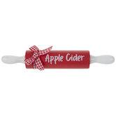 Apple Cider Mini Wood Rolling Pin