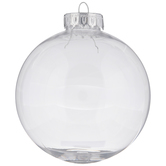 Ball Ornament - 4""