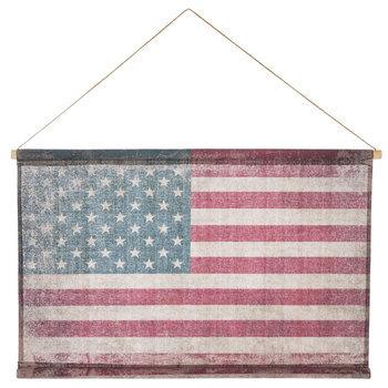 USA Flag Tapestry Wall Decor